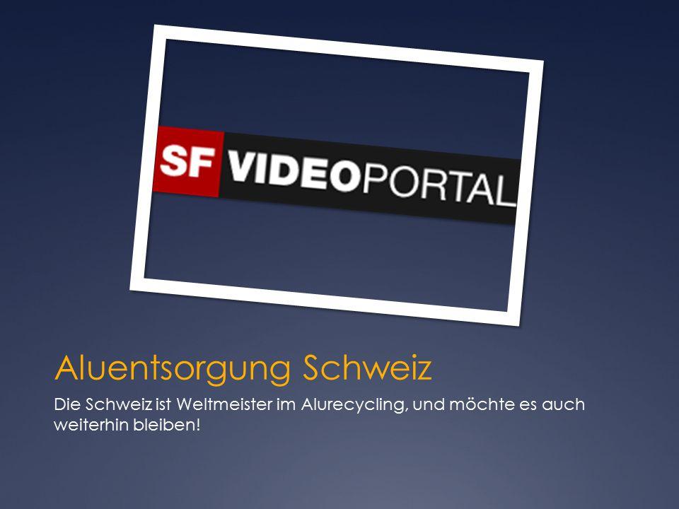 Aluentsorgung Schweiz