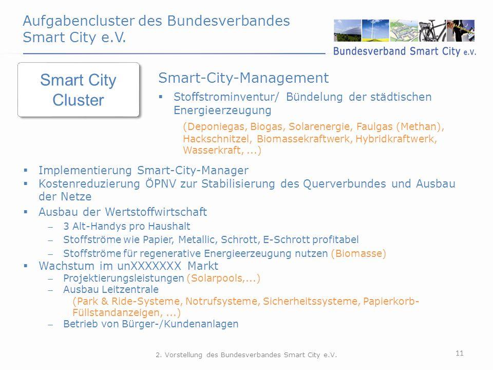 2. Vorstellung des Bundesverbandes Smart City e.V.