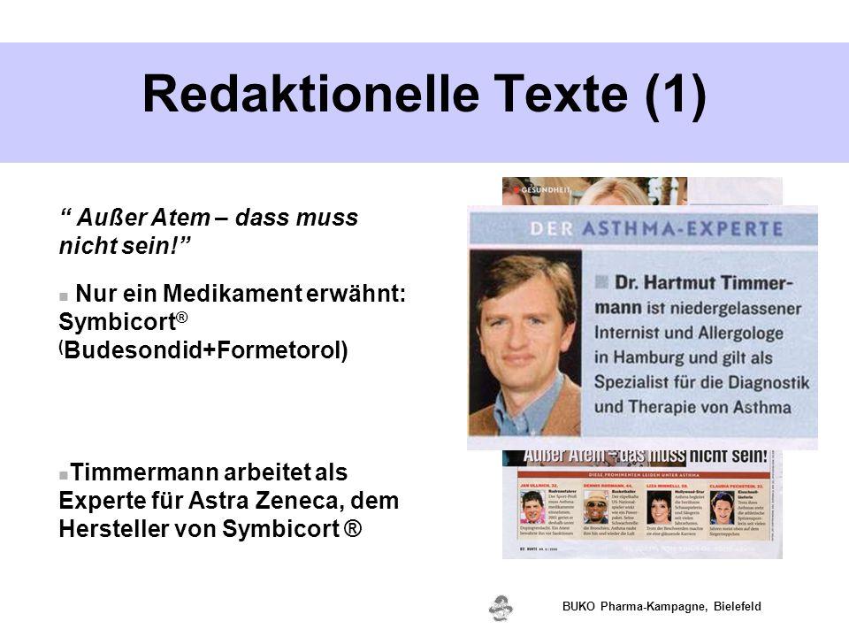Redaktionelle Texte (1)
