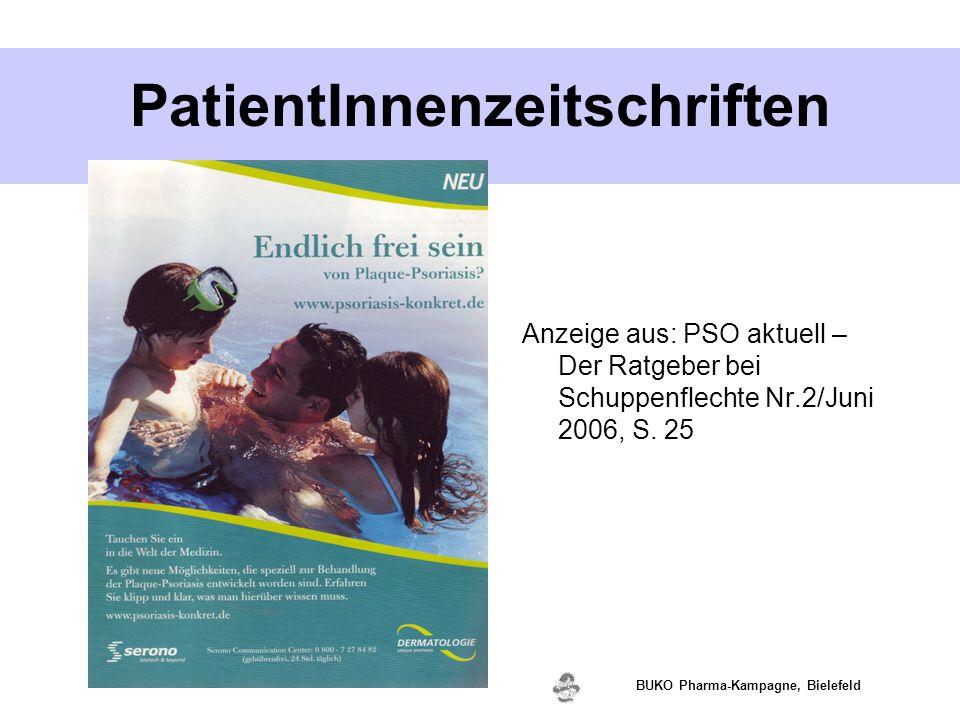 PatientInnenzeitschriften