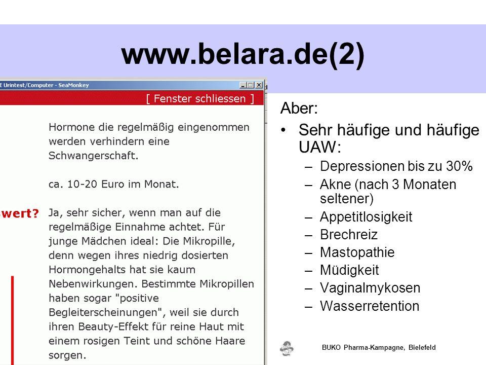 BUKO Pharma-Kampagne, Bielefeld