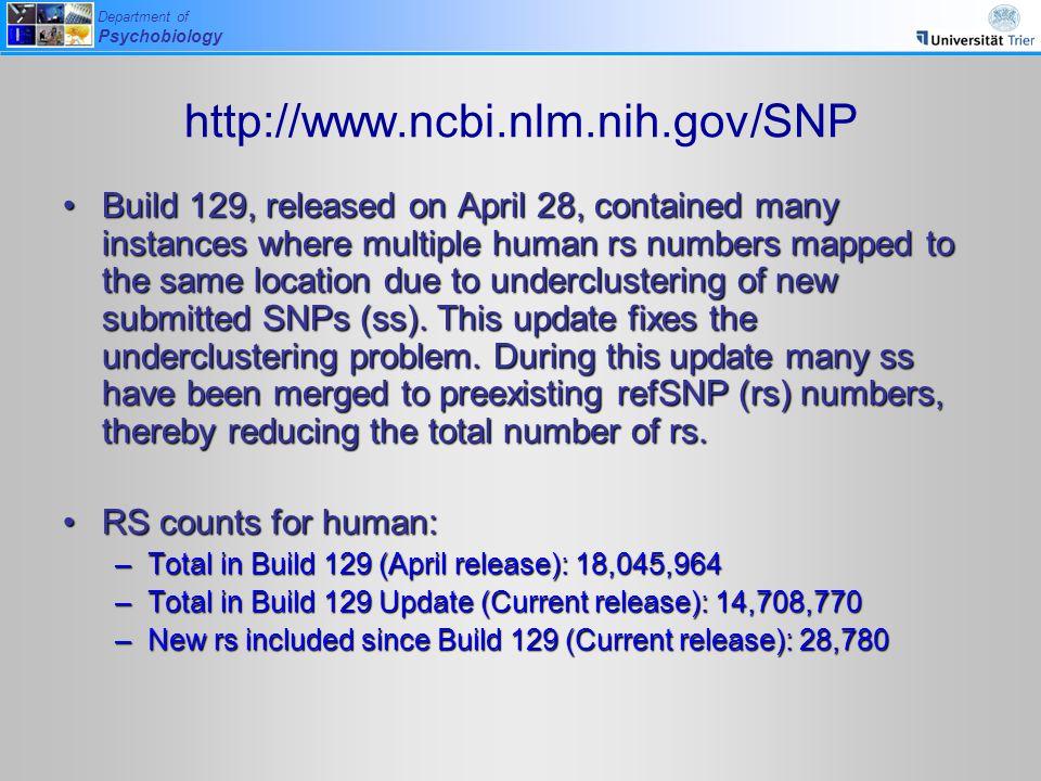 http://www.ncbi.nlm.nih.gov/SNP