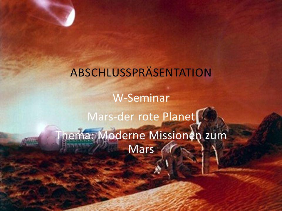 ABSCHLUSSPRÄSENTATION