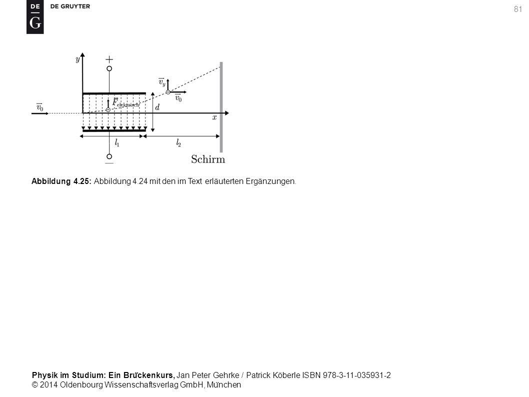 Abbildung 4.25: Abbildung 4.24 mit den im Text erläuterten Ergänzungen.