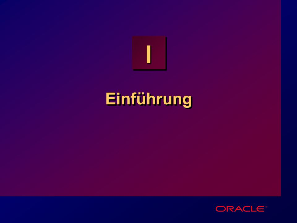 Einführung Schedule: Timing Topic 60 minutes Lecture 60 minutes Total