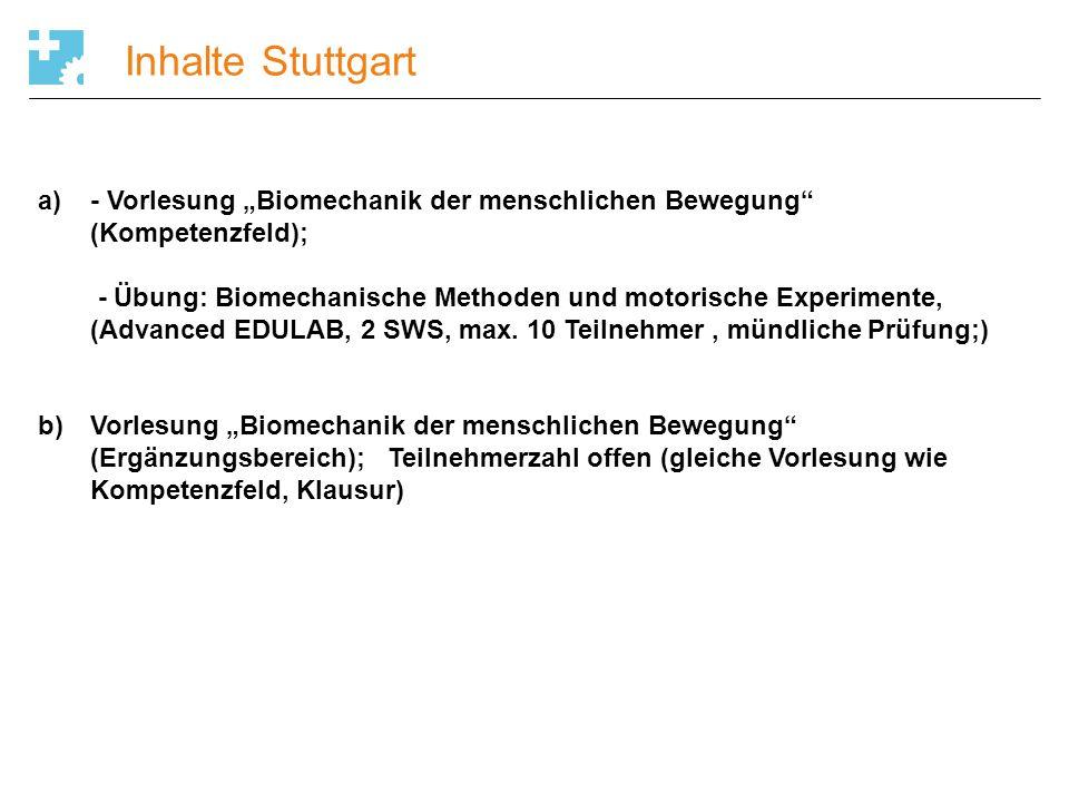 Inhalte Stuttgart