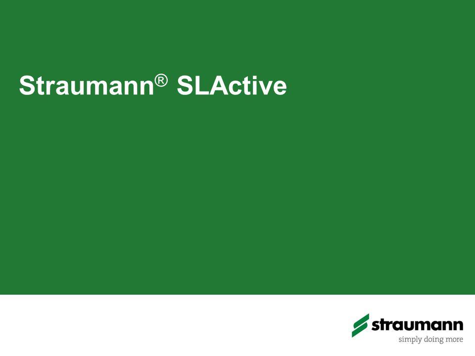 Straumann® SLActive