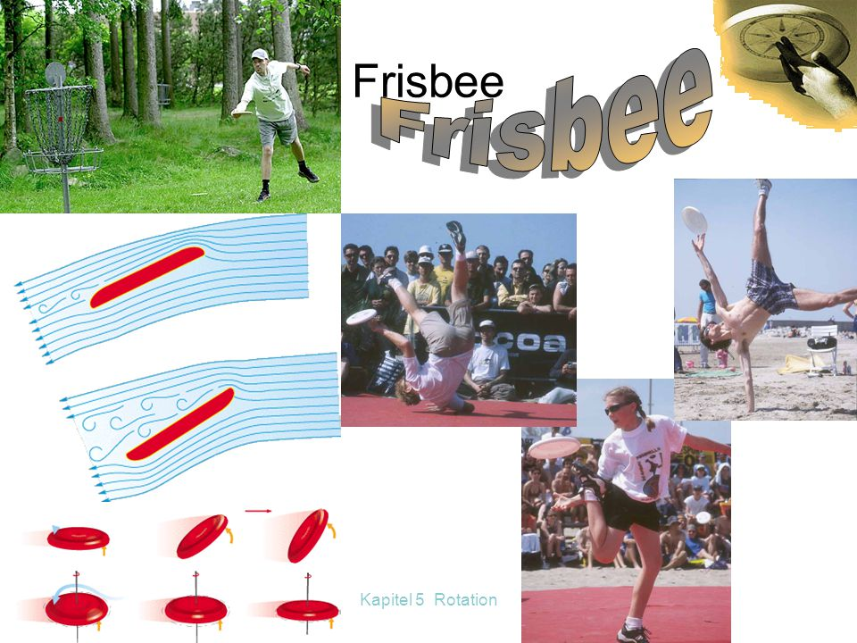 Frisbee Frisbee Kapitel 5 Rotation