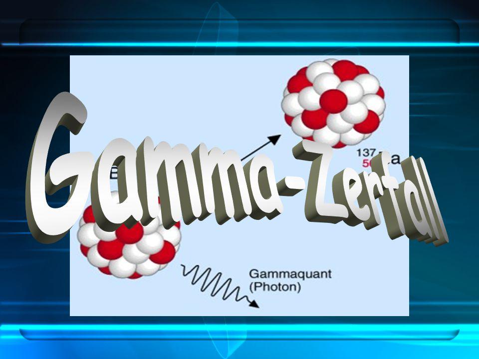 Gamma-Zerfall