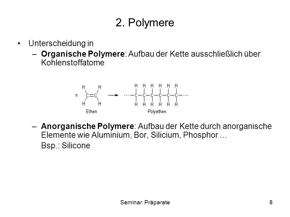 2. Polymere Unterscheidung in