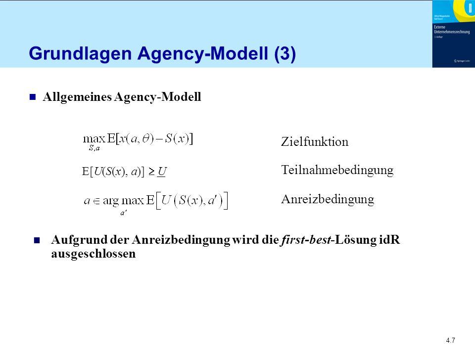 Grundlagen Agency-Modell (3)