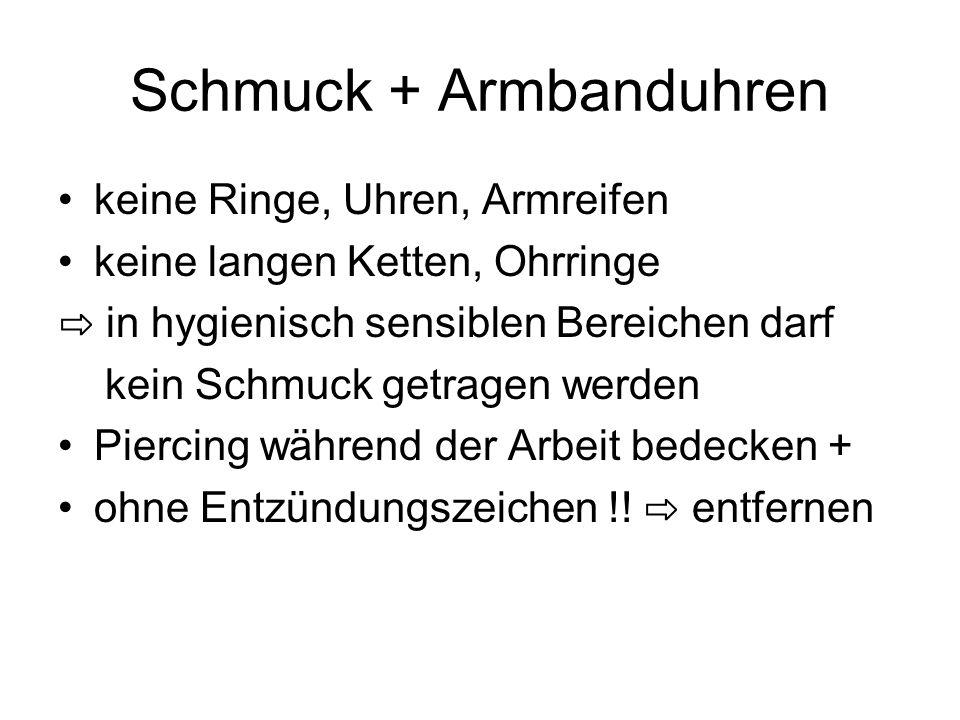 Schmuck + Armbanduhren