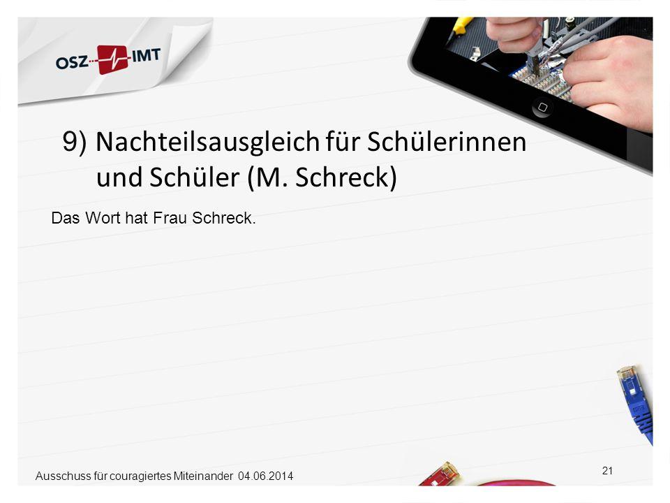 und Schüler (M. Schreck)