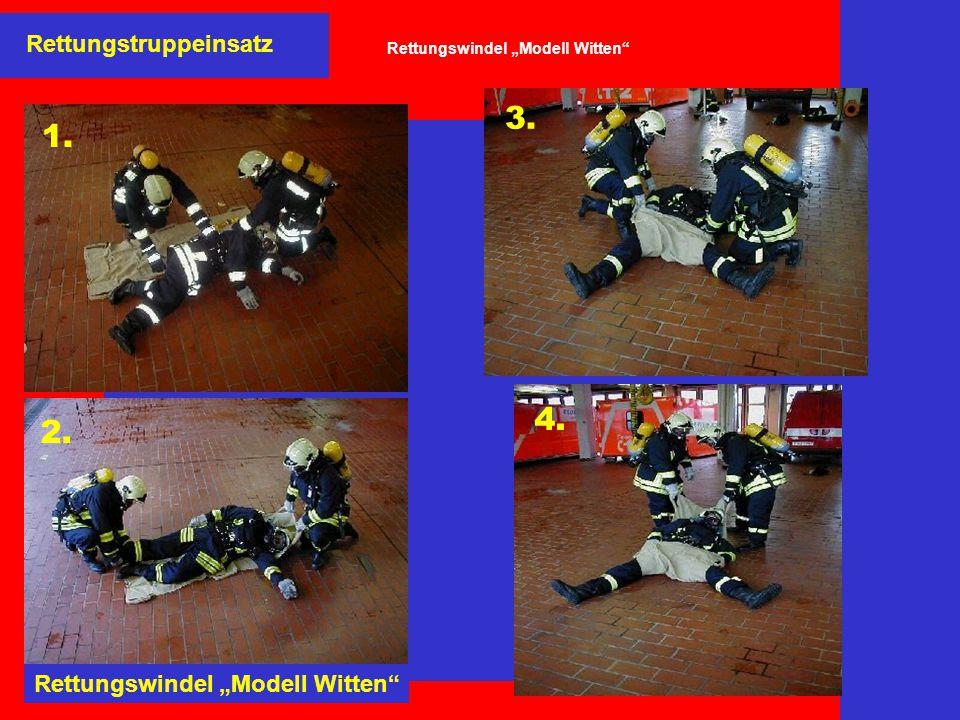 """Rettungswindel """"Modell Witten"""