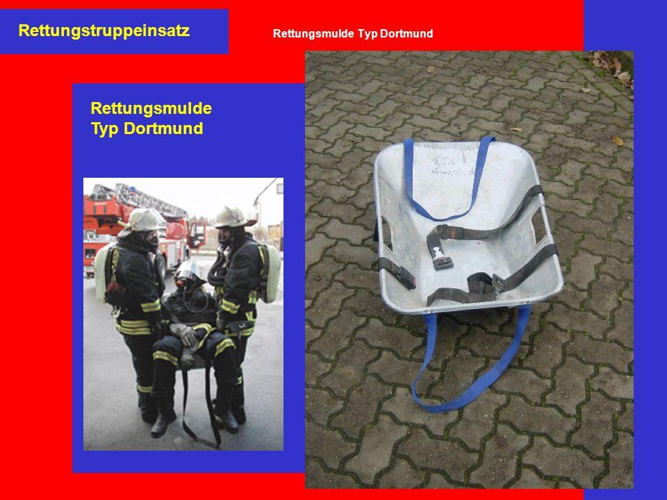 Rettungsmulde Typ Dortmund