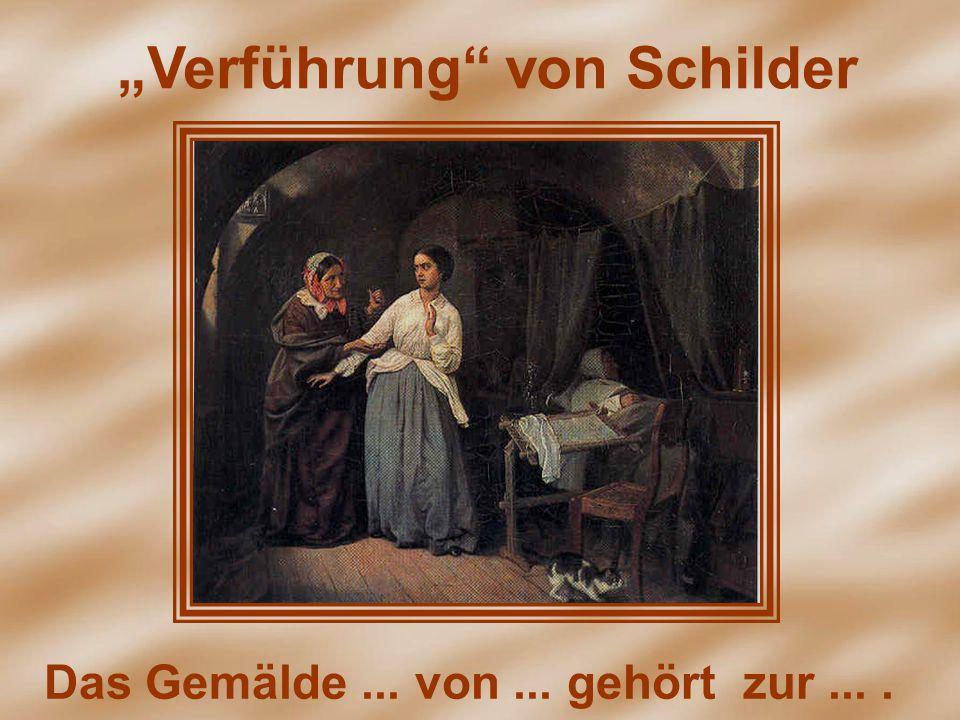 """""""Verführung von Schilder"""