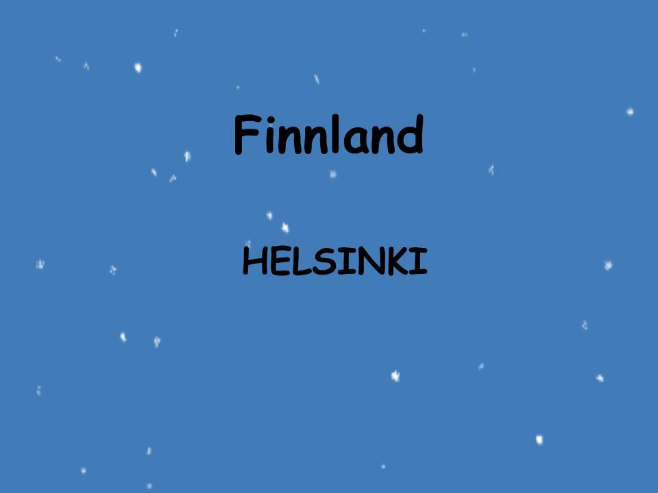 Finnland helsinki