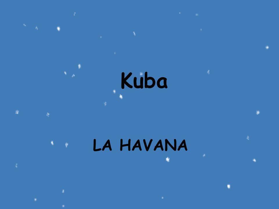 Kuba La havana