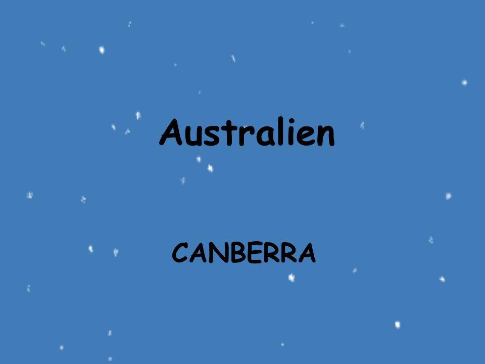Australien Canberra