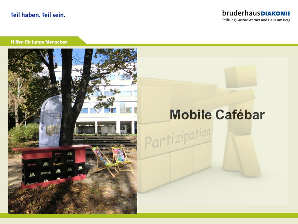 Mobile Cafébar