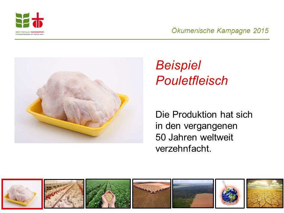 Beispiel Pouletfleisch