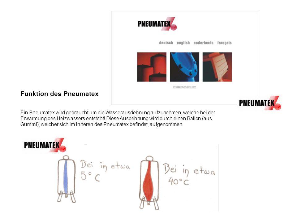 Funktion des Pneumatex