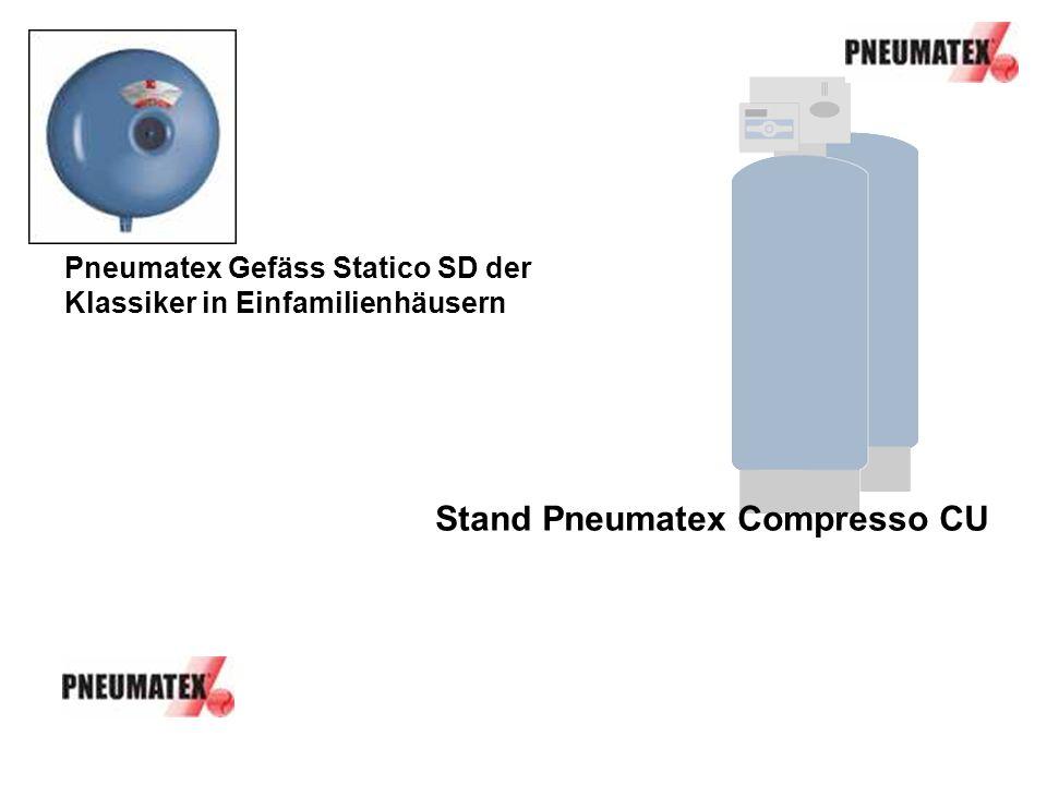 Stand Pneumatex Compresso CU
