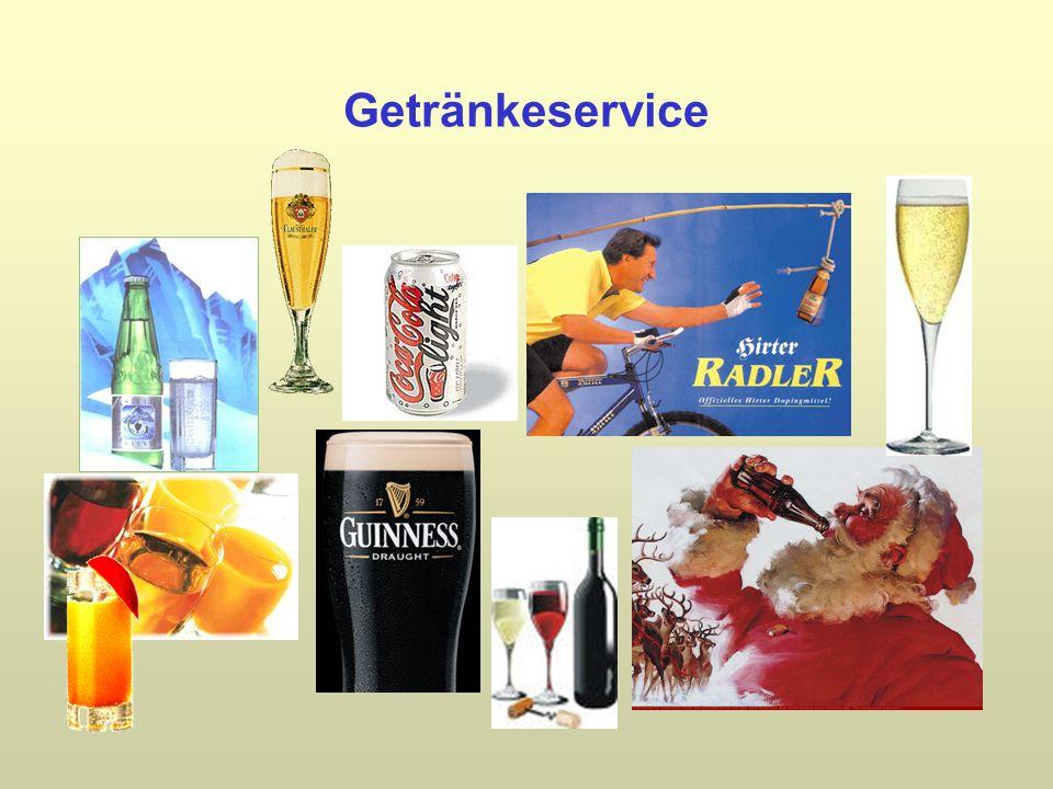 Getränkeservice