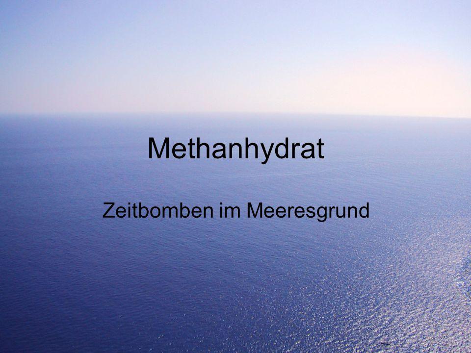Zeitbomben im Meeresgrund