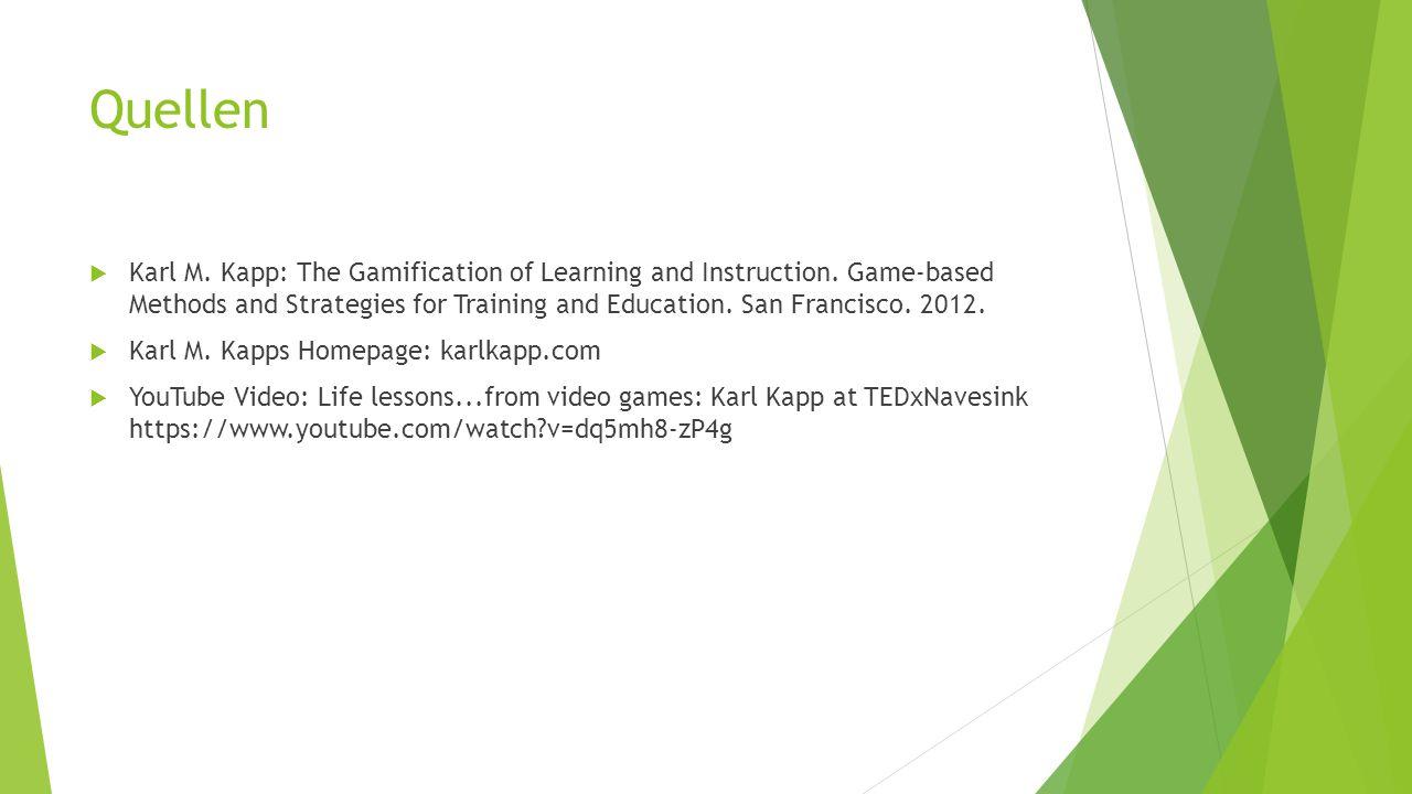 Gamification Und was heißt das auf handwerklicher Ebene
