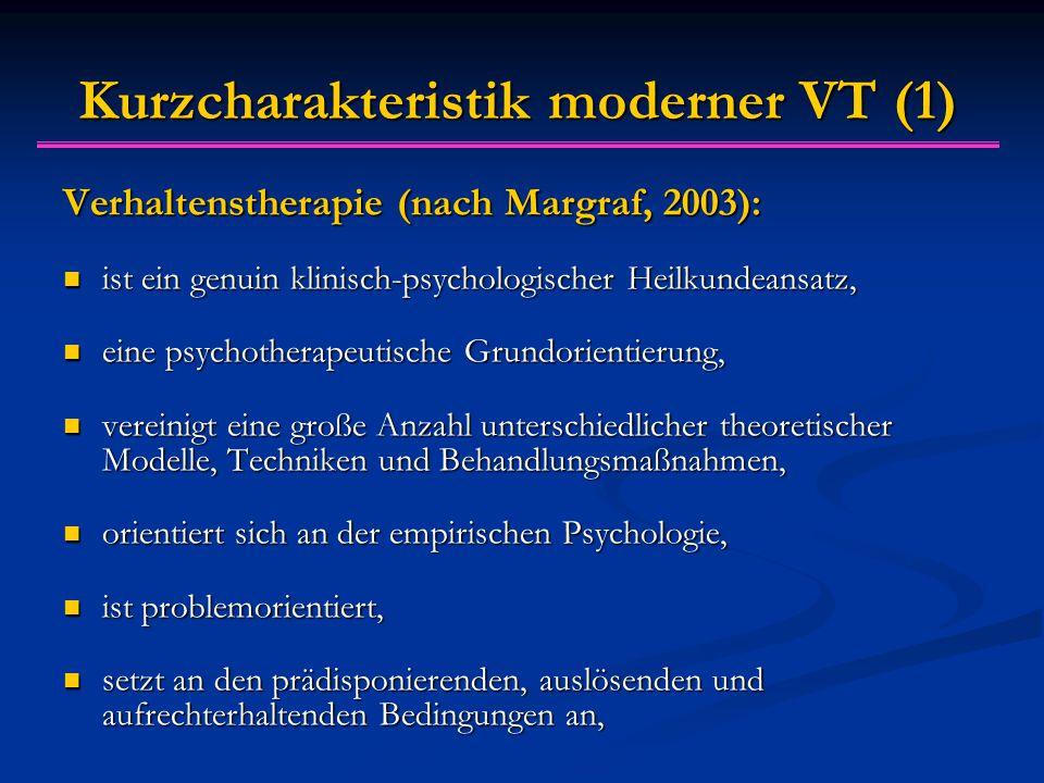 Kurzcharakteristik moderner VT (1)