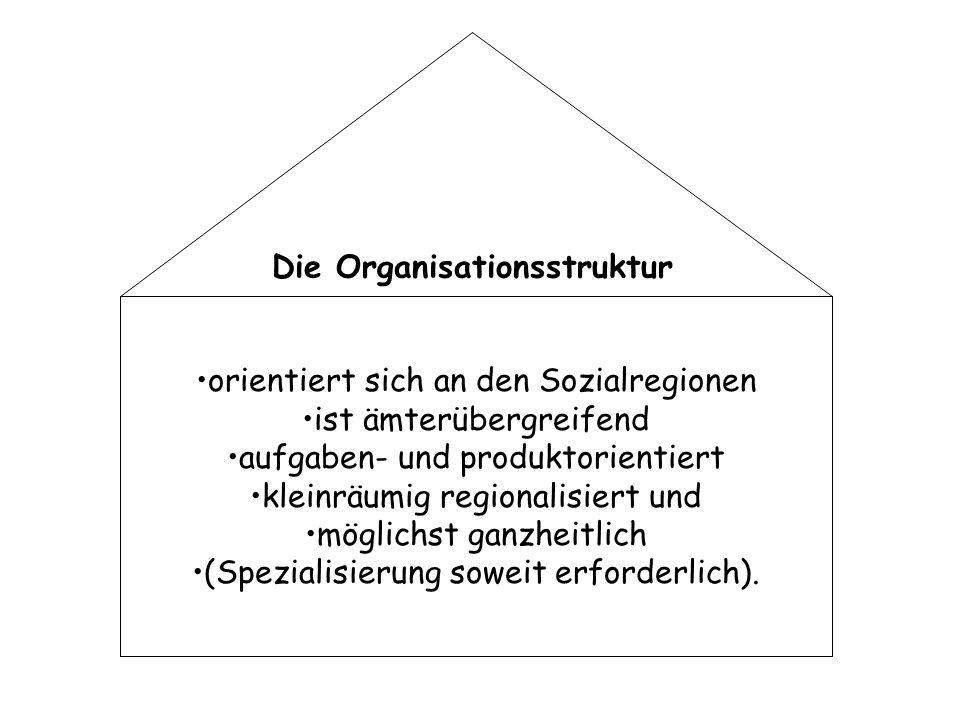 Die Organisationsstruktur