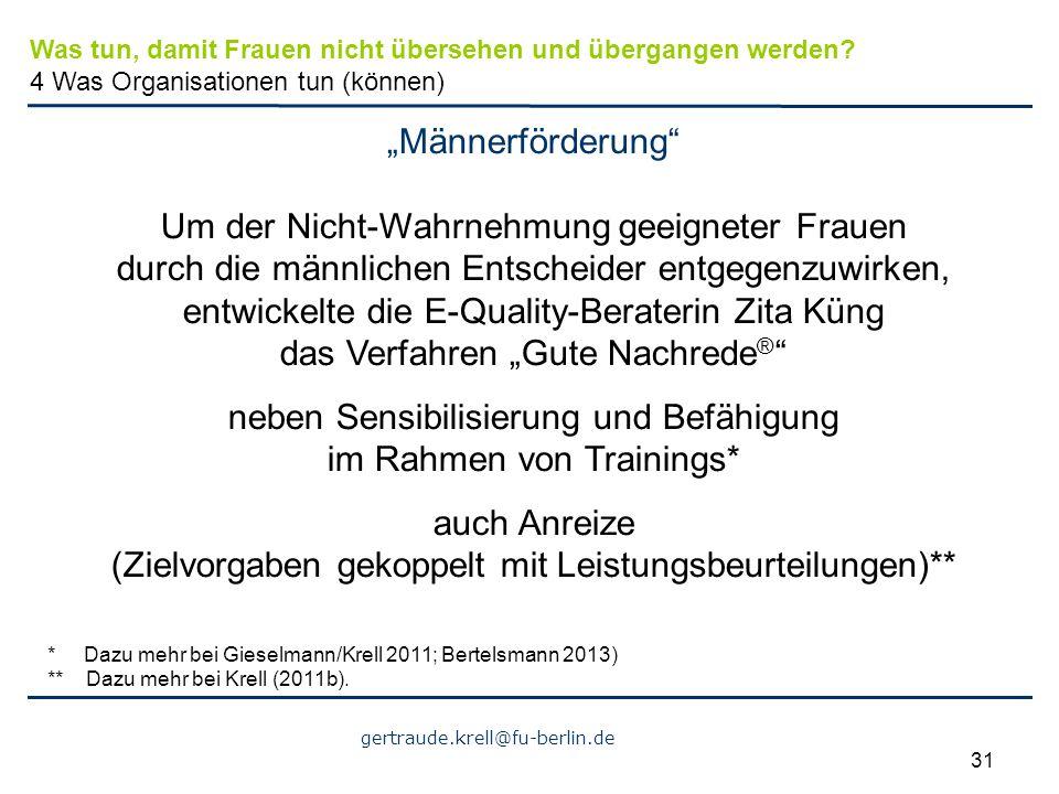 neben Sensibilisierung und Befähigung im Rahmen von Trainings*