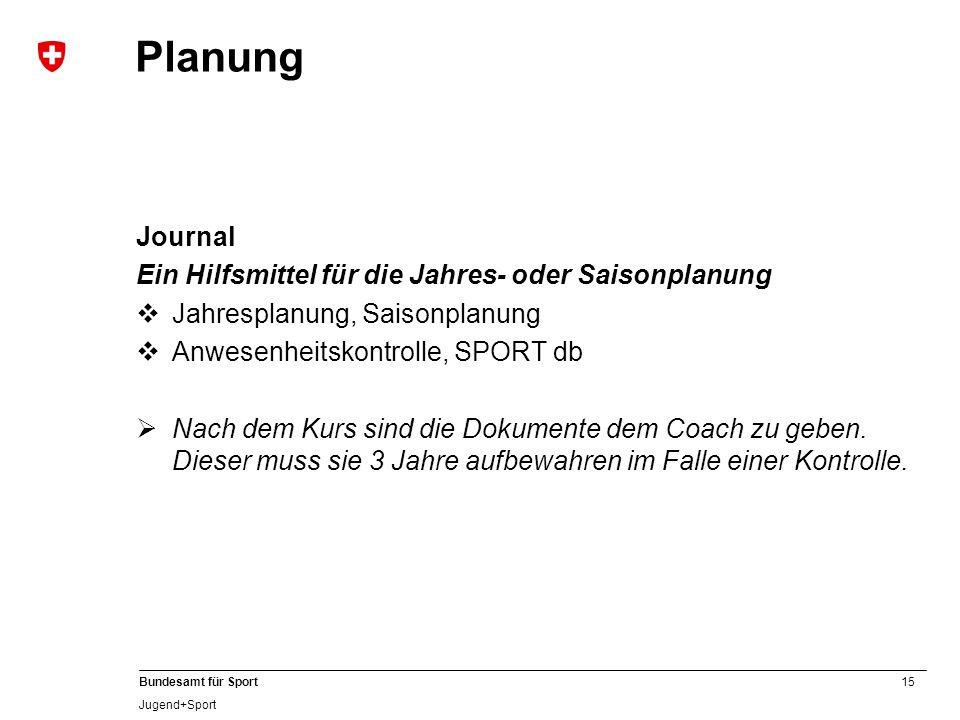 Planung Journal Ein Hilfsmittel für die Jahres- oder Saisonplanung