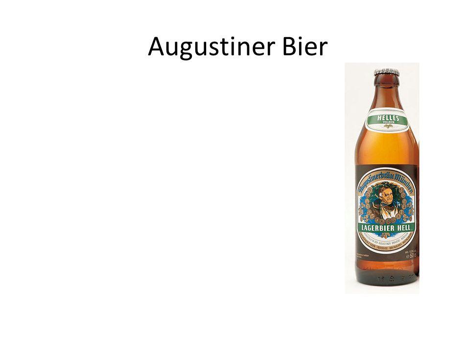 Augustiner Bier