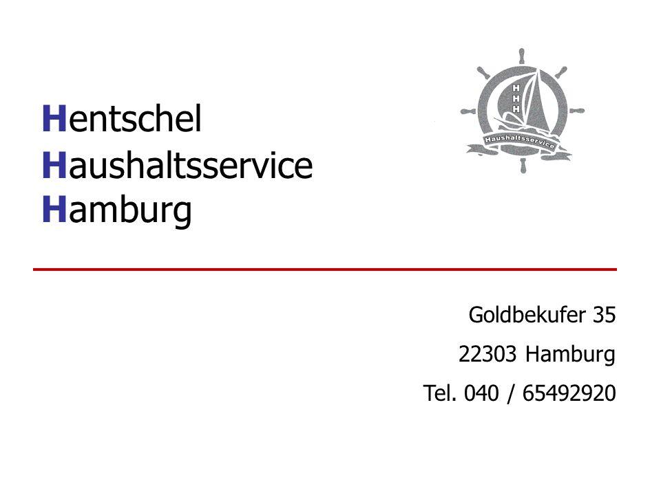 Haushaltsservice Hamburg