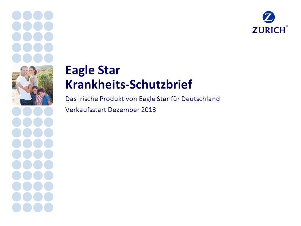 Eagle Star Krankheits-Schutzbrief