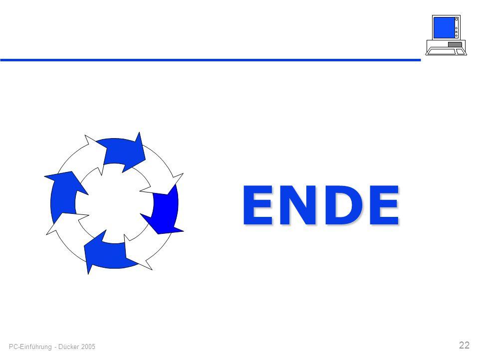 EDV-Grundlagen ENDE