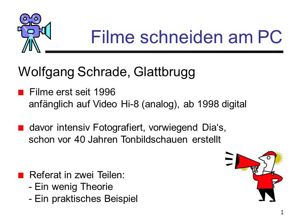 Wolfgang Schrade, Glattbrugg