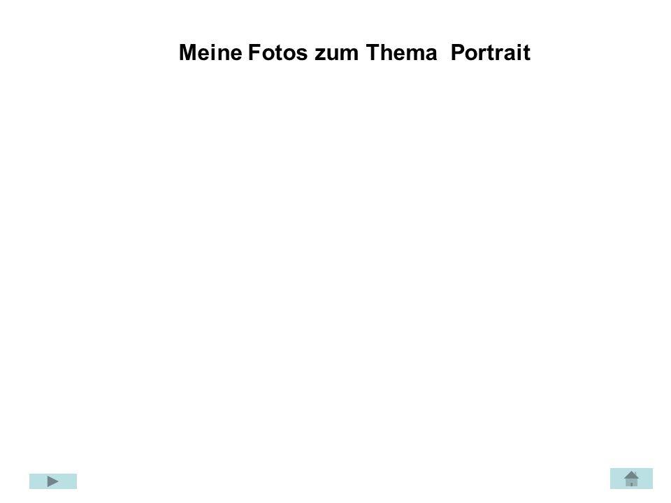 Meine Fotos zum Thema Portrait