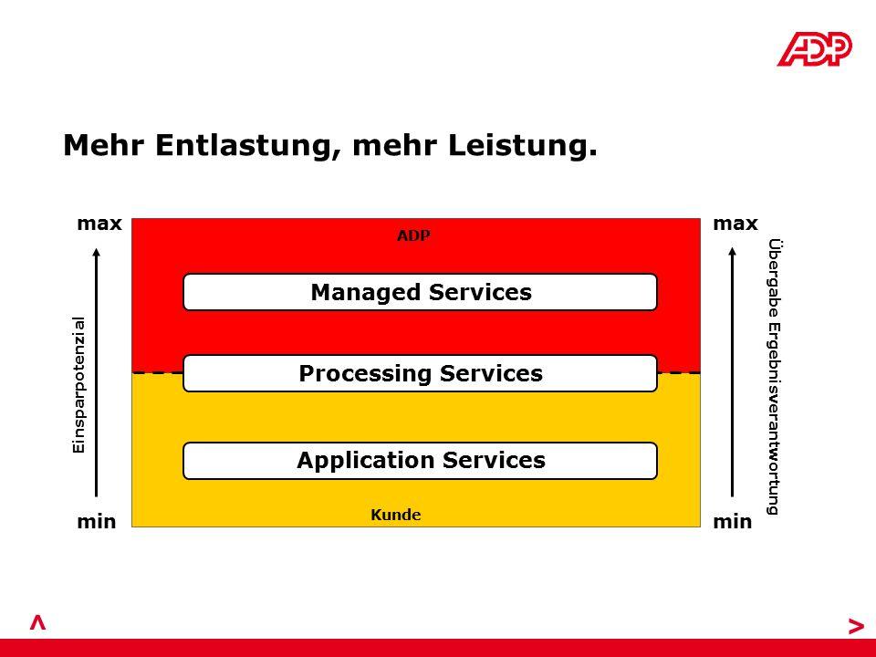 > > Mehr Entlastung, mehr Leistung. Managed Services