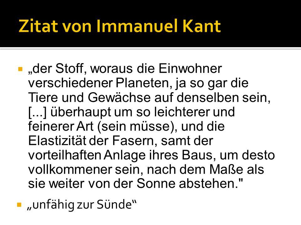 Zitat von Immanuel Kant