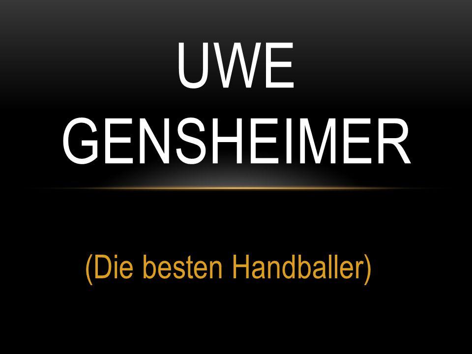 (Die besten Handballer)