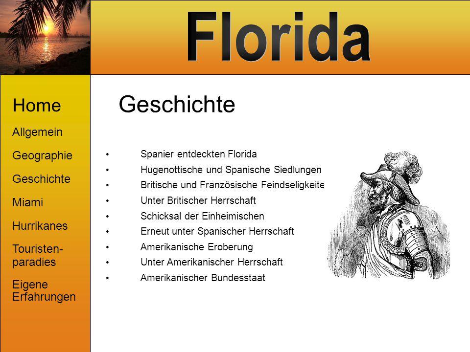 Geschichte Home Allgemein Geographie Geschichte Miami Hurrikanes