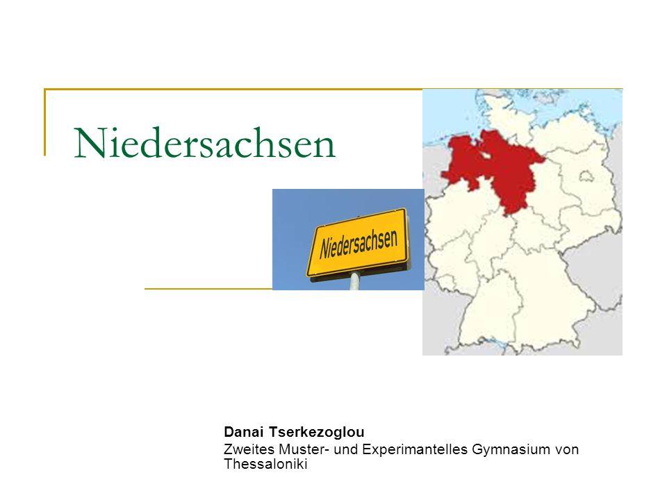 Niedersachsen Danai Tserkezoglou