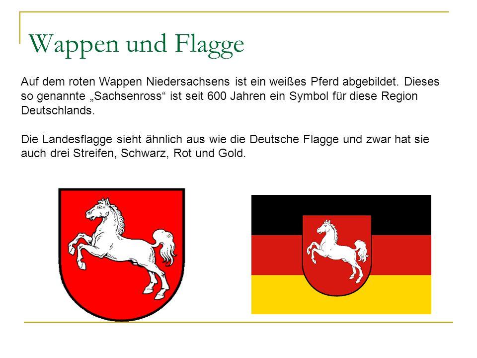 Wappen und Flagge