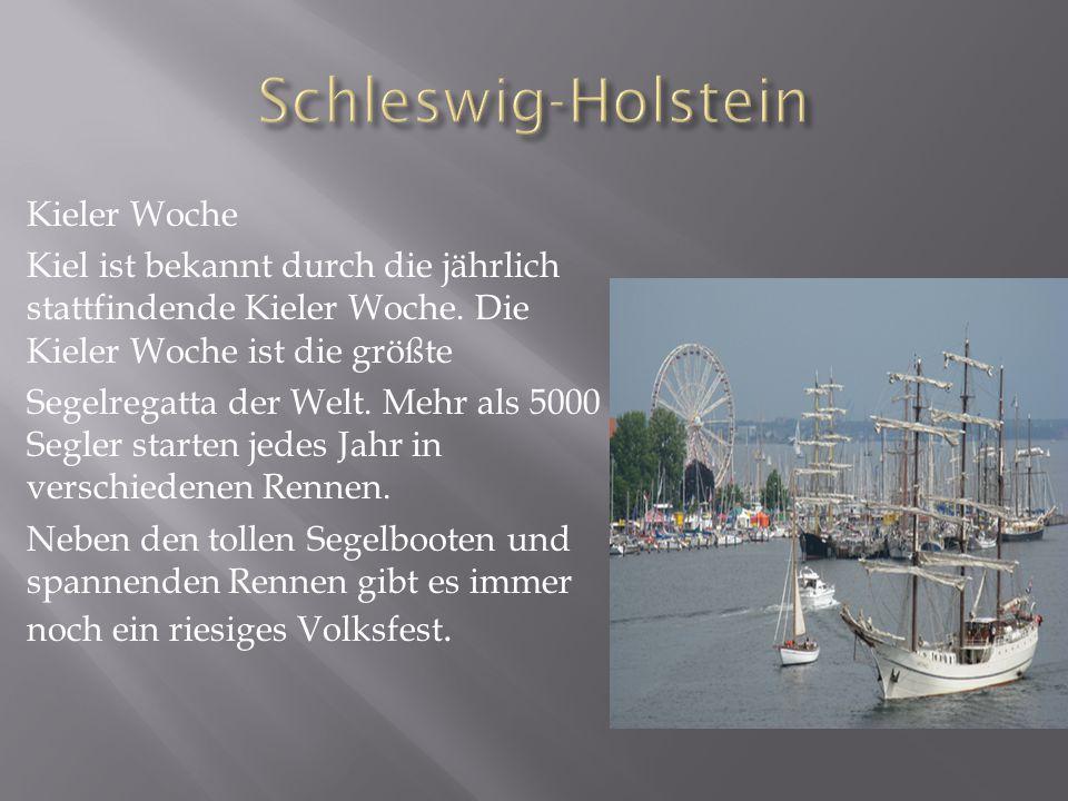 Schleswig-Holstein Kieler Woche