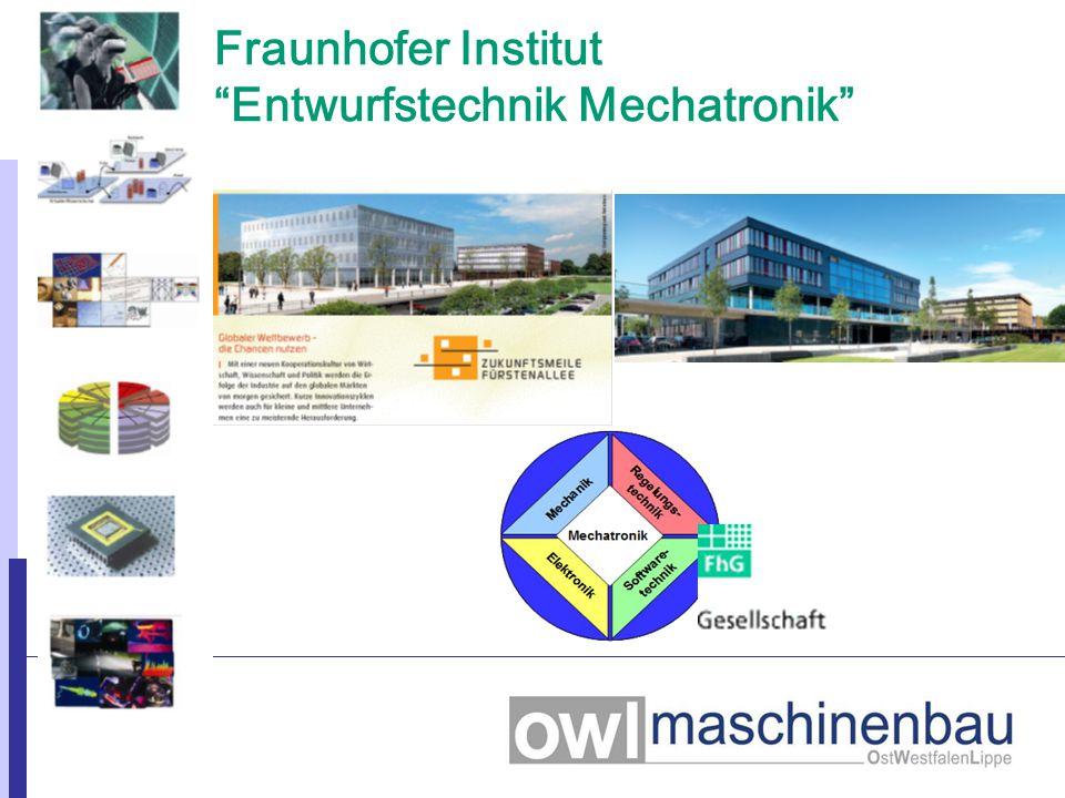 Fraunhofer Institut Entwurfstechnik Mechatronik