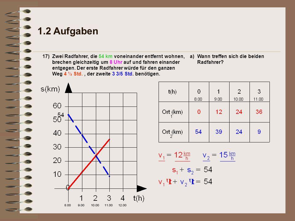 1.2 Aufgaben 17)