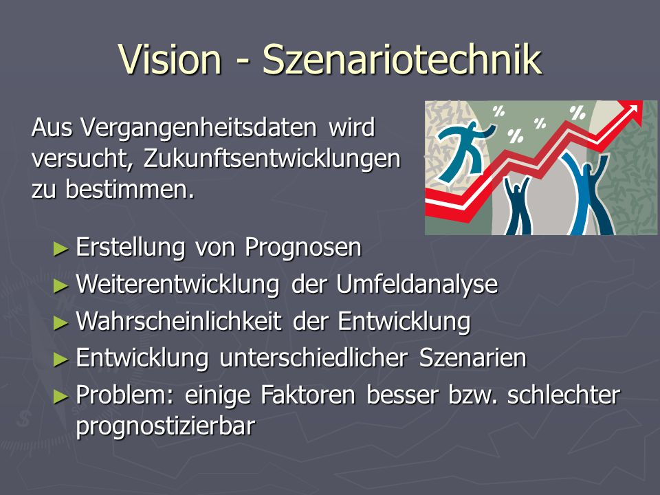 Vision - Szenariotechnik